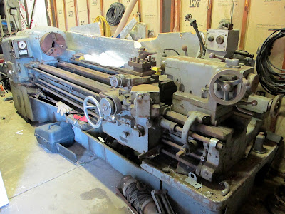 Quot Nothing Too Strong Ever Broke Quot Monarch Lathe Survey