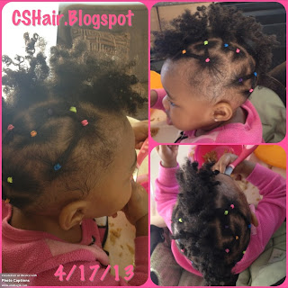 Toddler Hairstyles For Little Curls Naturals By Cshair