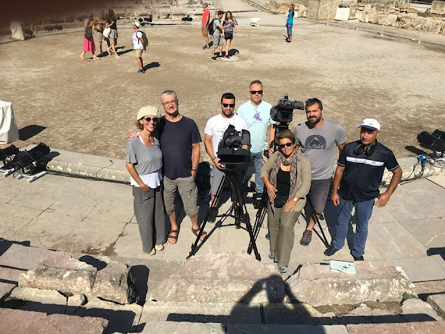 Προβολή ντοκιμαντέρ για το Λύκειο Επιδαύρου στην ΕΡΤ2