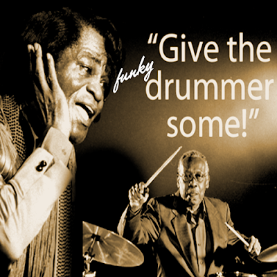 James Brown - Give The Funky Drummer Some! (RIP Clyde Stubblefield)