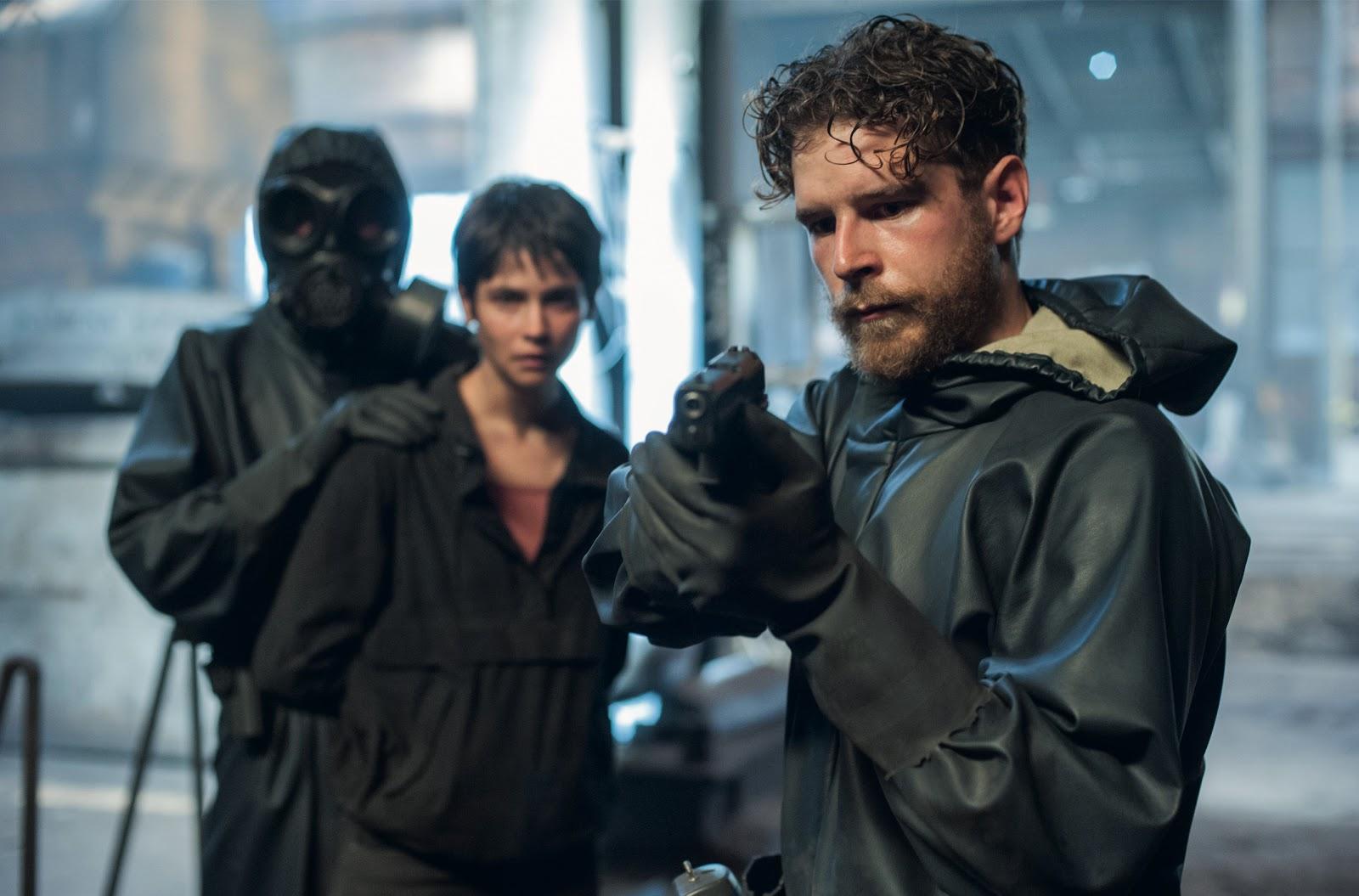 A ZONA | Nova série espanhola HBO