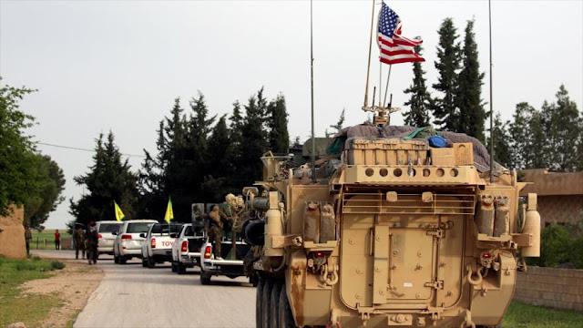 """EEUU seguirá apoyo militar a rebeldes a través de bases en Siria"""