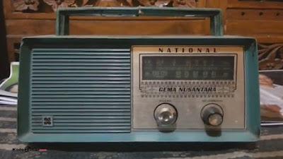 Dongeng Sunda di radio tahun 90an jadi hiburan nomor satu bagi masyarakat pedesaan