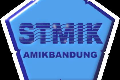 Pendaftaran Mahasiswa Baru (STMIK Amik Bandung) 2021-2022