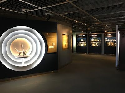 儀象堂2階展示コーナー