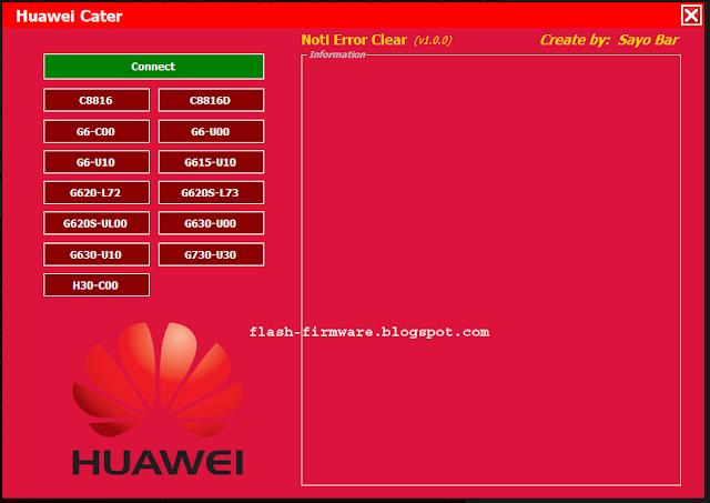 Huawei c8816d firmware error 9