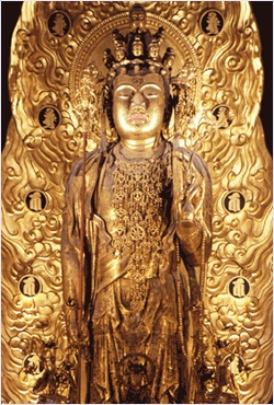 เจ้าแม่กวนอิม 11 พักตร์วัดฮาเสะเดระ (Hasedera Temple)