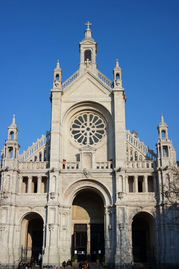bruxelles église sainte catherine