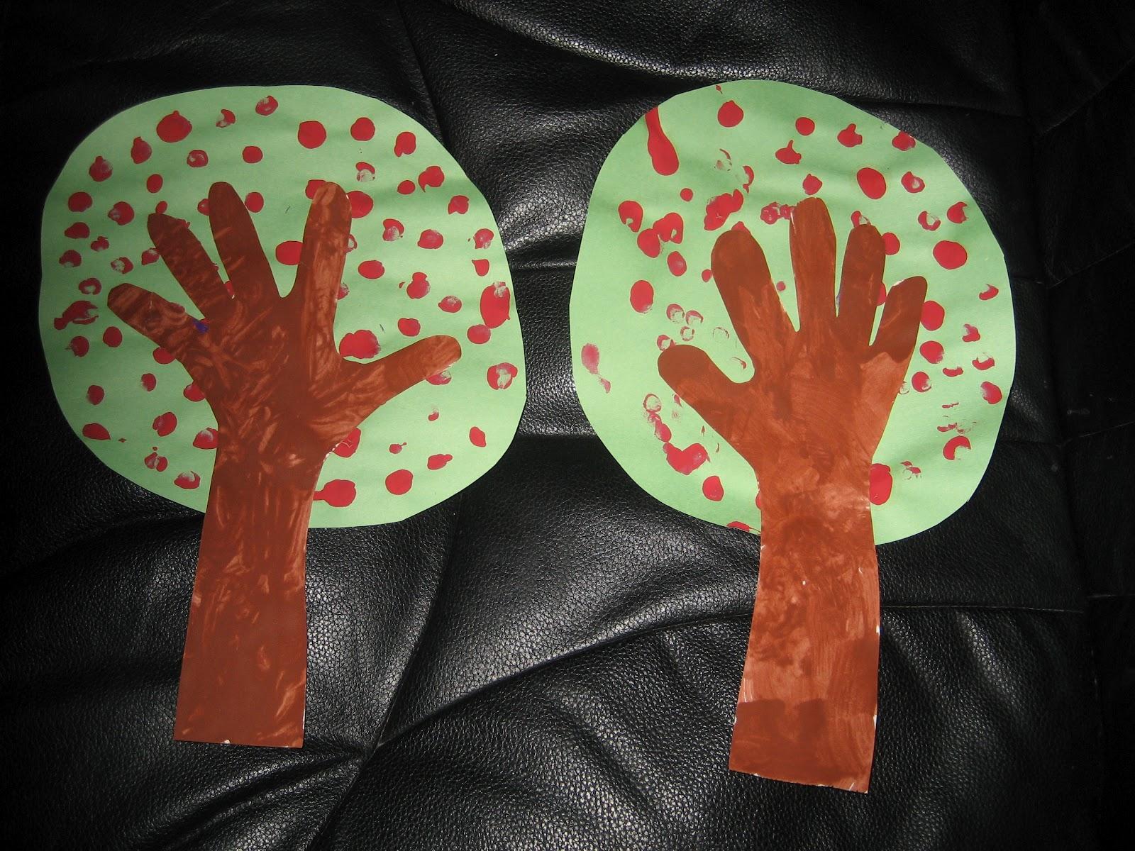 The Preschool Experiment The Apple Pie Tree