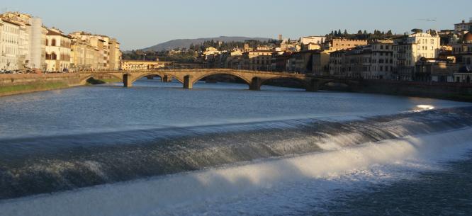 L'Arno a Florència