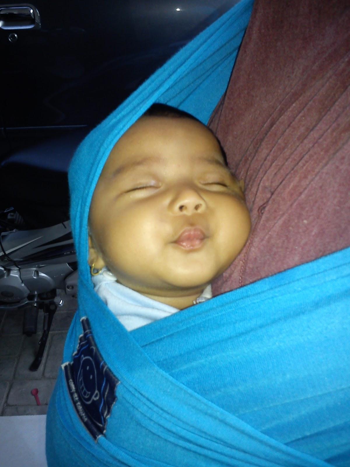Toko Jual Agen Distributor Grosir Hanaroo Baby Wrap Murah Di Jakarta