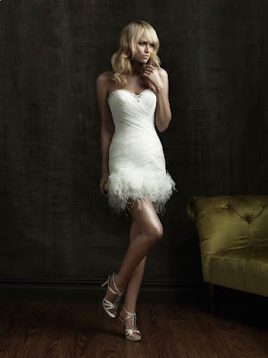 vestido de noiva curto para casamento civil
