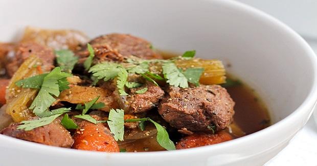 Root Veggie Pot Roast Recipe