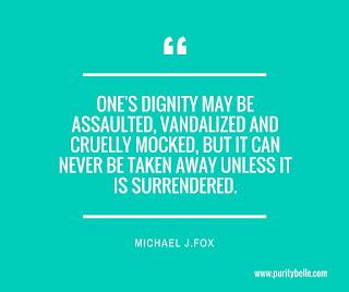 Michael J. Fox Bullying Quote
