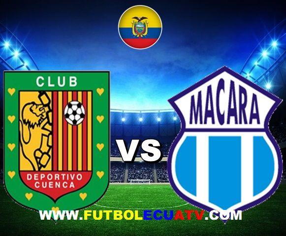 Deportivo Cuenca recibe a Macará en vivo a partir de las 20:00 horario local a jugarse en el reducto Alejandro Serrano Aguilar continuando la fecha 20 de la Serie A Ecuador, siendo el árbitro principal Daniel Salazar con transmisión de los canales autorizados CNT, GolTV y DirecTV Sports.