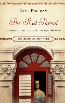 the-red-thread, dawn-farnham, book