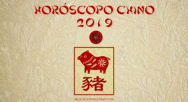 Horóscopo Chino - Miércoles 9 de Enero