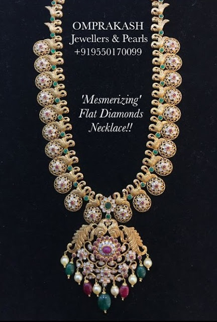 Bottu Mala from Om Prakash Jewellers