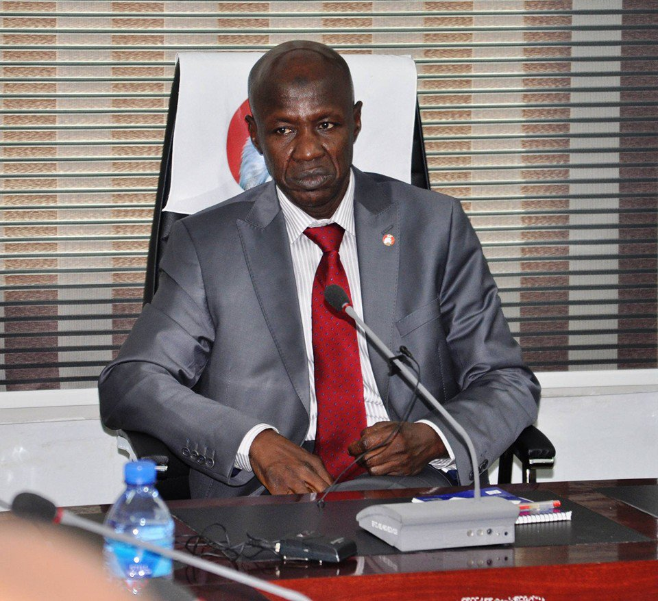 Scandal Rocks EFCC As Magu Swaps Trained Cadet With 'Special Candidates