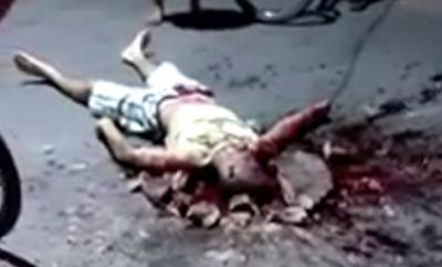 Brutal Asesinato a un Policia en Brasil