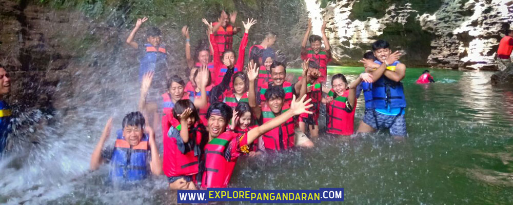 2 jam bermain body rafting wonderhill jojogan