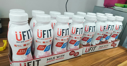 "UFit High Protein Health Drink Shake Review- ""Milk with added oomph!"" ~ Yolanda's Blog~  UK Natural Afro Hair Blog and Beauty Blog"