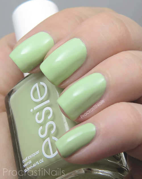 Swatch of Essie Going Guru