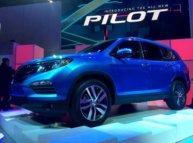 2016 HONDA PILOT ELITE REVIEWS