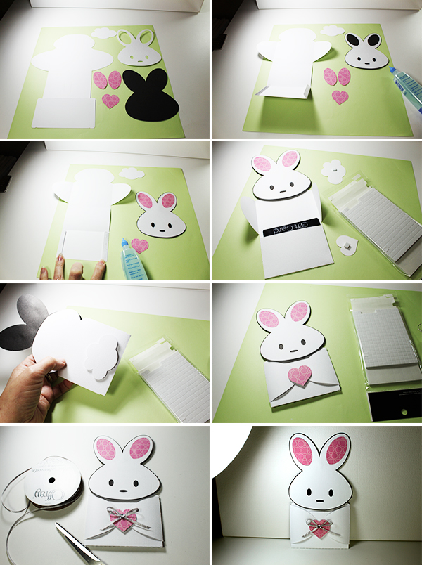 Jmrush designs bounce bunny hug gift card holder this design is perfect for giving gift cards for easter birthdays or celebrating a newborn babys arrival this design is compatible with both 8x12 and negle Gallery