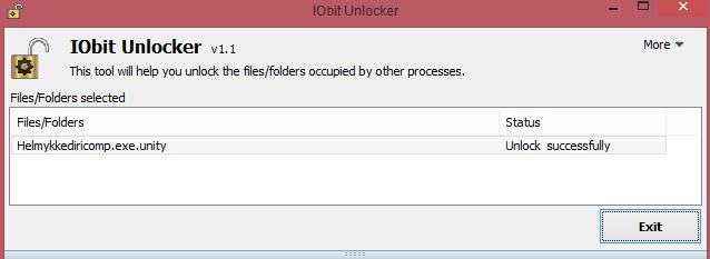 Mengatasi Folder tidak Bisa Dihapus