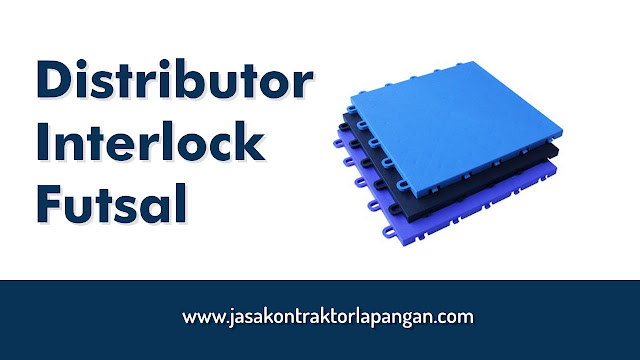 Distributor Interlock Futsal