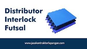 √ Distributor Interlock Futsal Harga 185ribu Per Meter