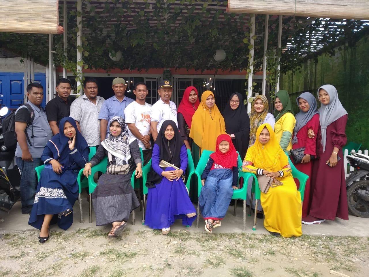 Lembaga Peduli Dhuafa Aceh Timur Rapat Perdana