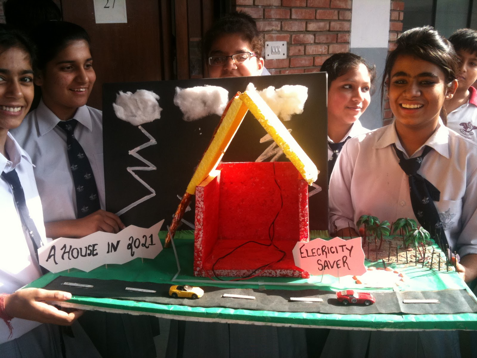 Maths Exhibition Still Models For Class 9