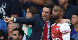 Alexandre Lacazette Says Emery Is Better Than Wenger for This Reason