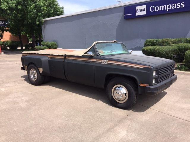 Loony Labor Day Part II: 1975 Chevrolet C-30