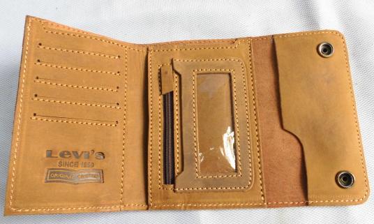 Model Dompet Kulit Pria Branded Original Terbaru