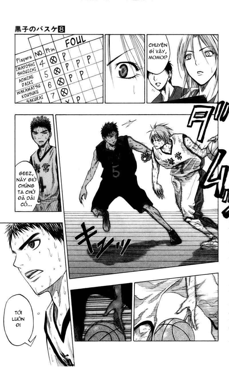 Kuroko No Basket chap 069 trang 16