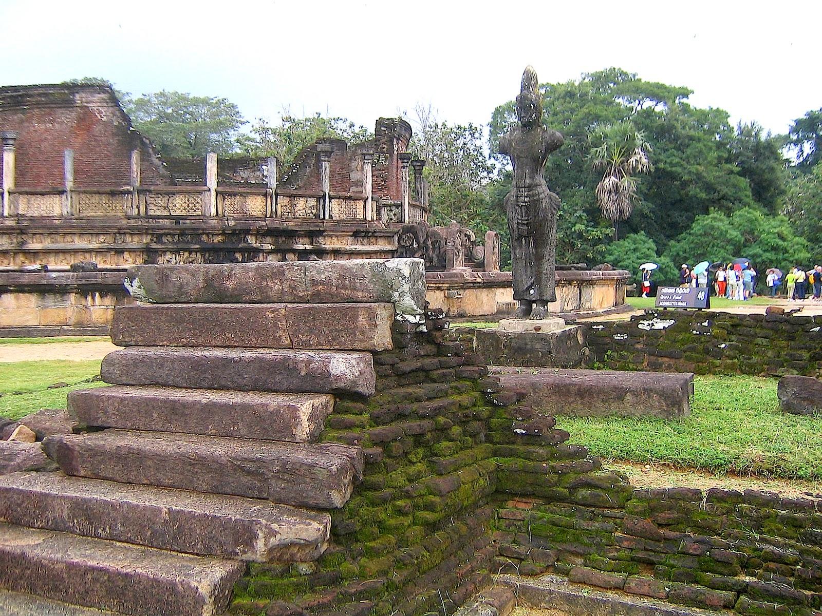 Polonnaruwa Vatadage, Sri Lanka