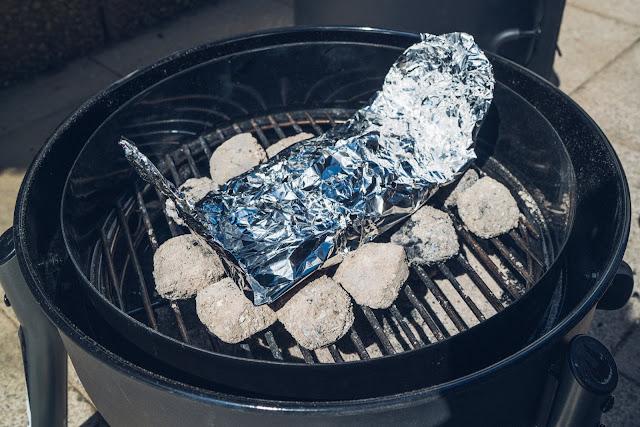 Char-Broil Bullet Smoker 06