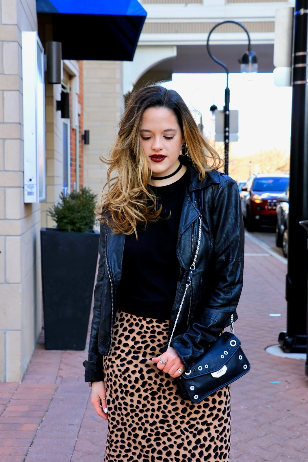 Nyc fashion blogger Kathleen Harper's date night outfit idea