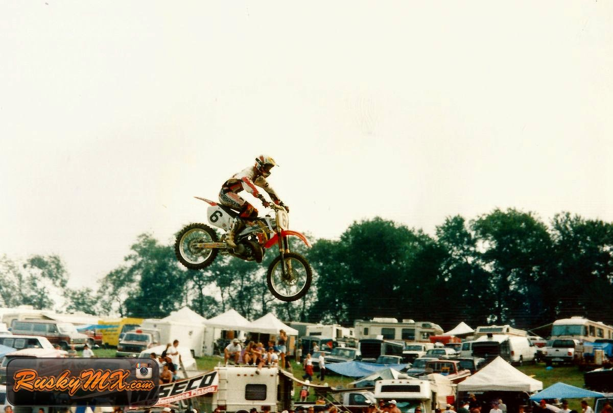 Larry Ward Steel City 1997