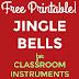 Jingle Bells Key of C for Classroom Instruments