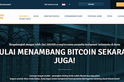 Review : Cloud Mining Bitcoin Terpercaya 2018