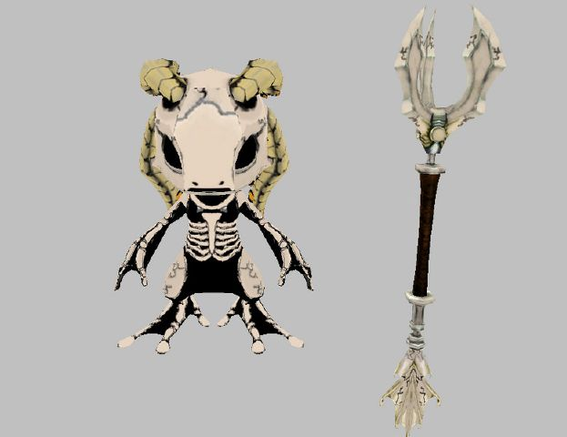 Mod Skin Fizz Skeleton