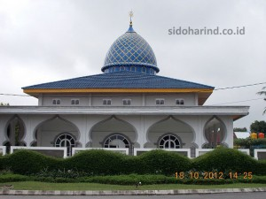 Jual Kubah Masjid Stainless Steel di Jakarta