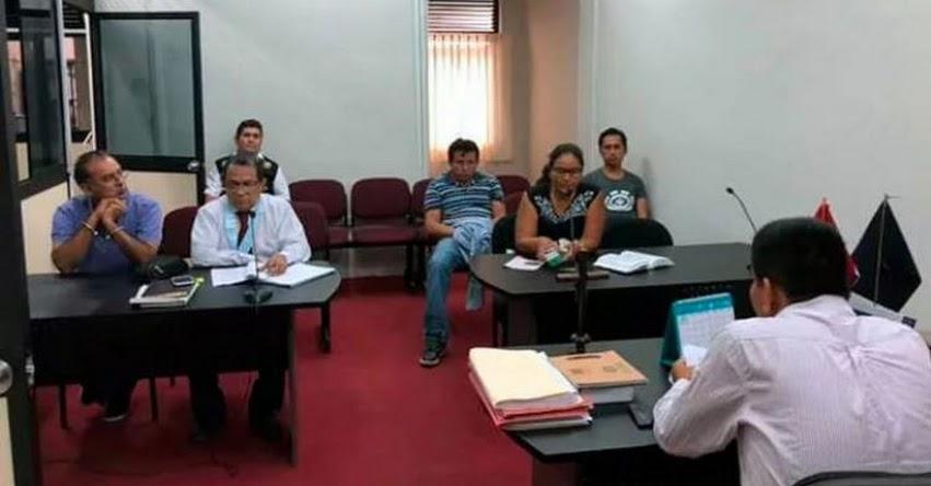 Solicitarán ampliación preliminar contra presuntos integrantes de «Los Corruptos de la UGEL de Paita» en Piura