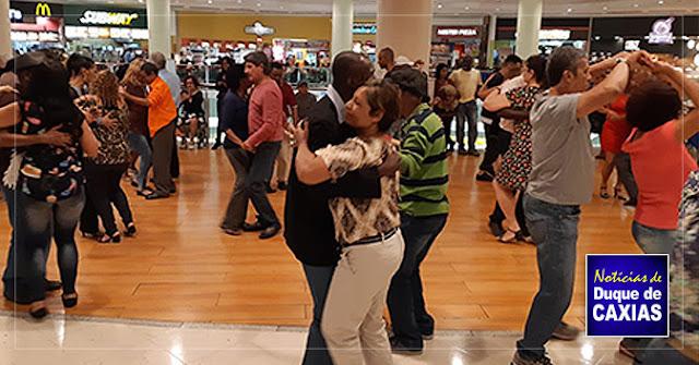 Caxias Shopping inicia na segunda (14), temporada 2019 de seu tradicional baile