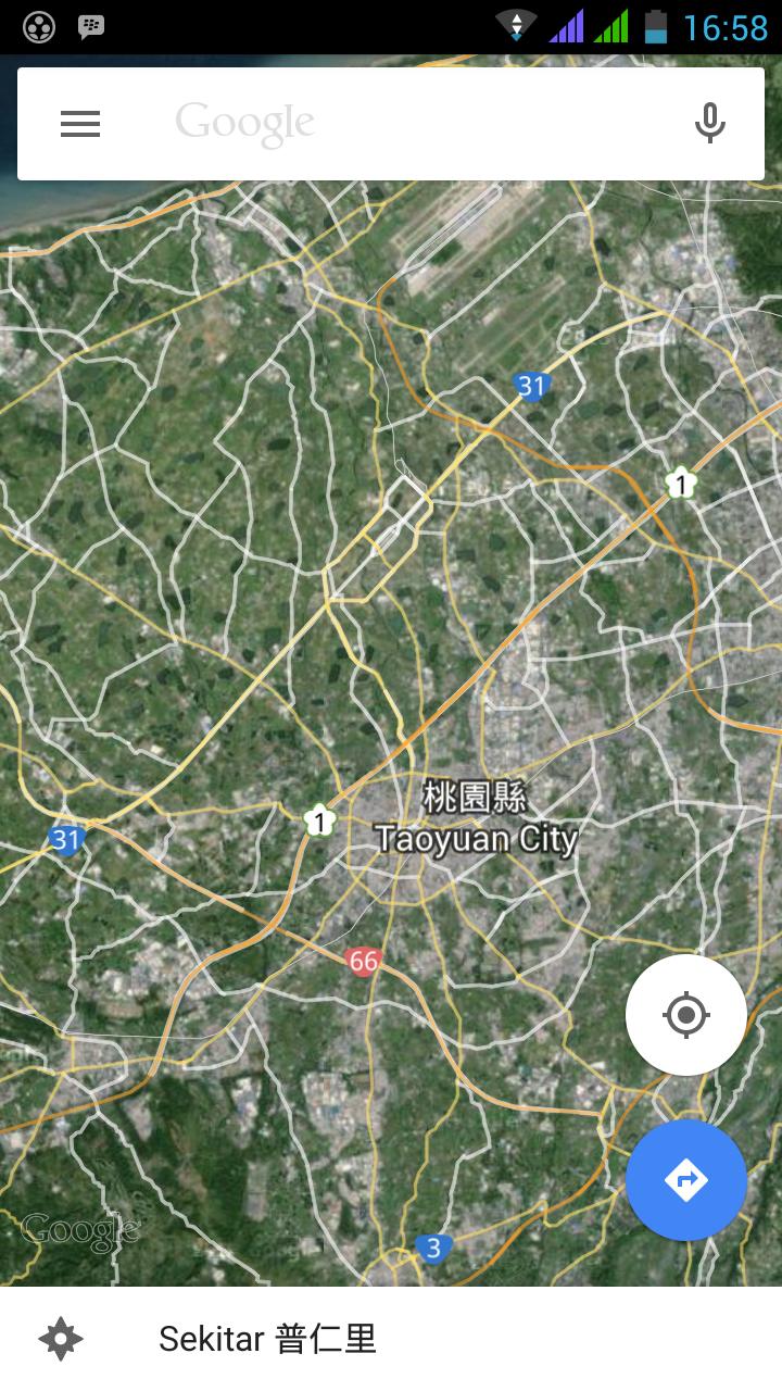 Cara menggunakan streetview maps di android