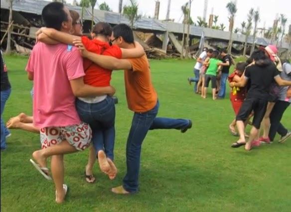 24 Trò chơi sinh hoạt tập thể ngoài trời - Giới Trẻ Con Đức Mẹ Thanh Xuân